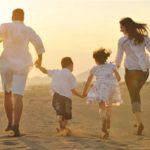 Каникулы в семье
